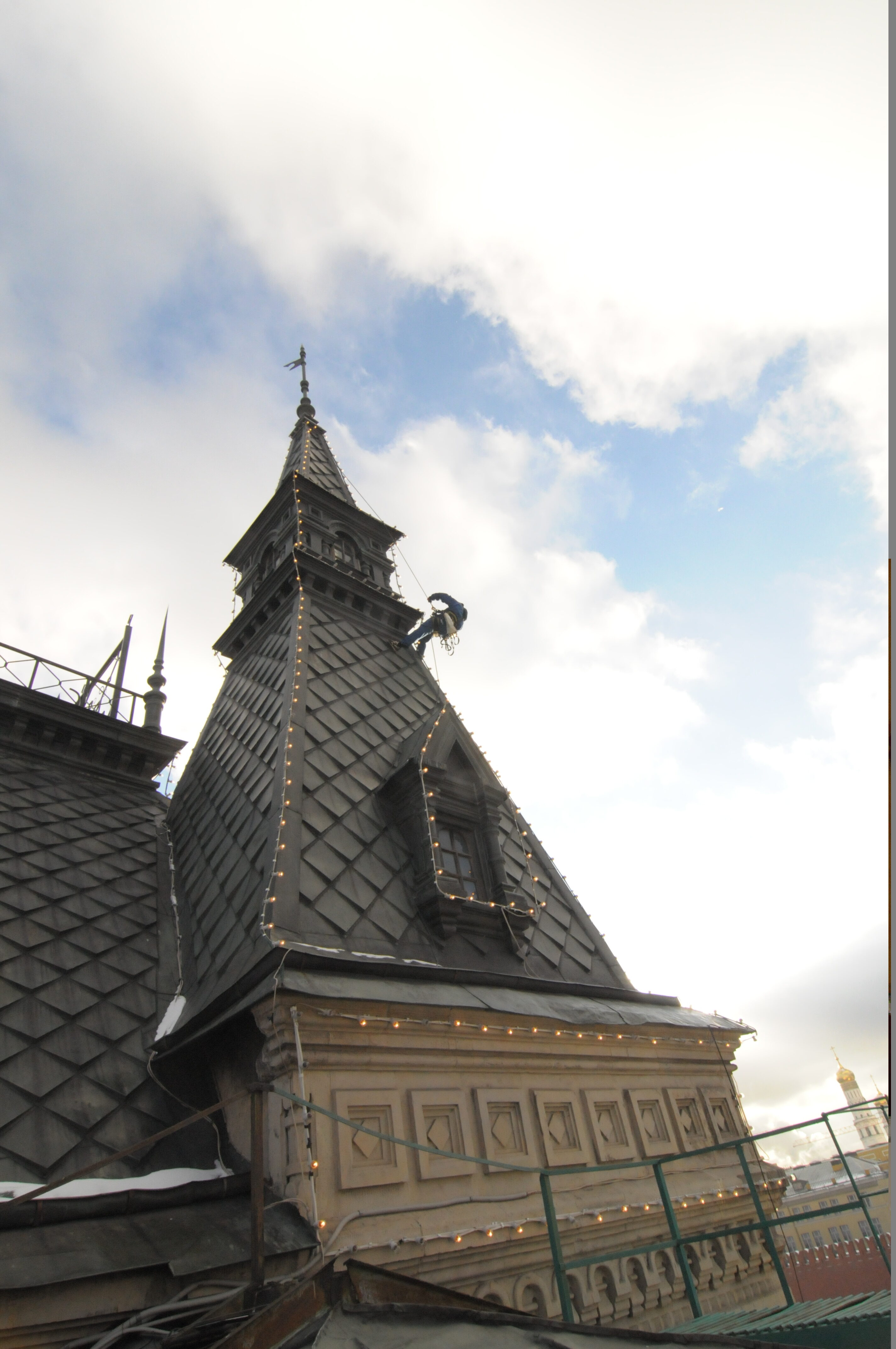 Украшение фасадов зданий